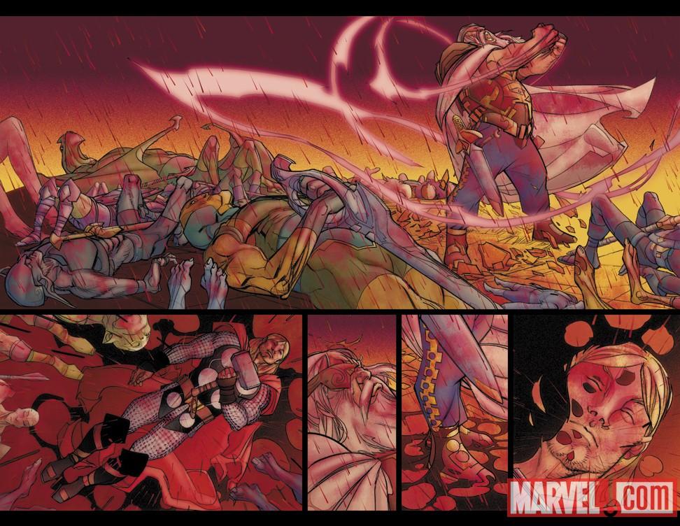 THOR #620 Preview 1 Matt Fraction Marvel Comics