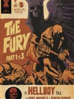 Hellboy The Fury