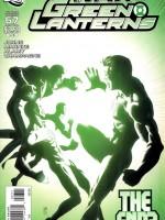 Green Lantern #67 Cover