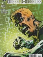 Green Lantern Emerald Warriors #11