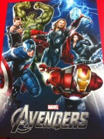 The Avengers 2012 Movie Teaser Poster
